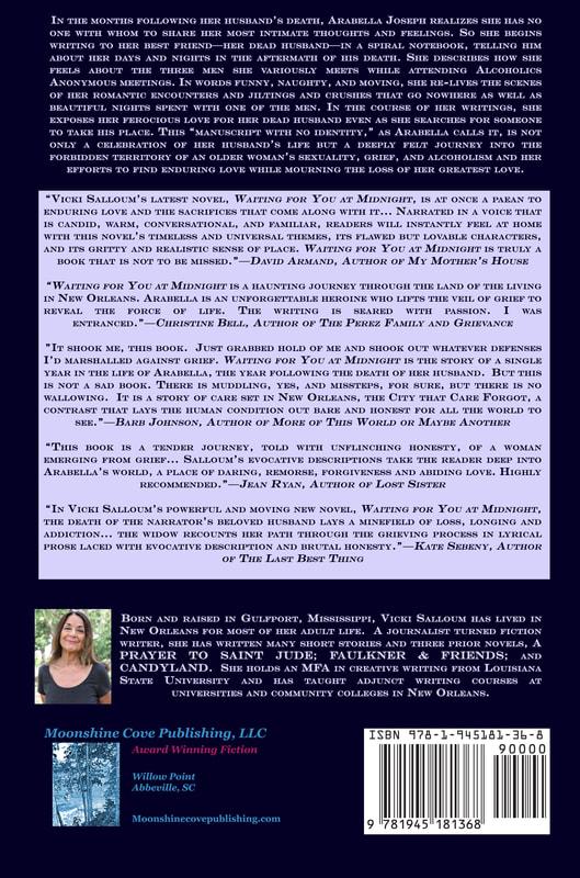 Moonshine Cove Publishing, LLC - Books